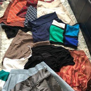 Bundle of Skirts size S/M